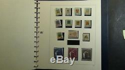 Saint-marin Collection De Timbres Dans L'album Safe Avec Quelque 300 Timbres 61-79