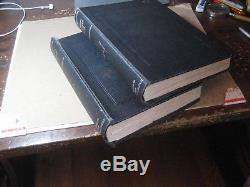 Scott International Deux Collections D'albums Ww A-i + I-w 1800's-1963