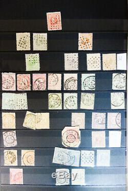 Stamp Collection Dans Le Monde Entier Dans 15 Albums