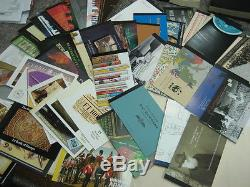 Stamps Collection 59 Livres De Luxe Zp1a Dx1-dy5 Complet + Albums