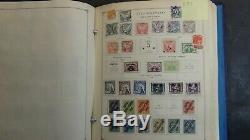 Tchécoslovaquie Chargé Collection De Timbres Scott Album International 1984
