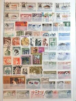 Timbre Album World Hugh Belle Collection