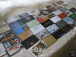 Timbres De Collection Complete 42 Prestige Booklets Livre Zp1a-dx41 Avec L'album