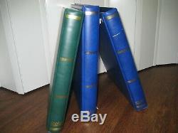 Timbres De Collection Complete 61 Prestige Booklets Livre Zp1a Dx1-dy8 +3 Albums