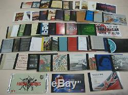 Timbres De Collection Complete 61 Prestige Booklets Livre Zp1a Dx1-dy8 Avec L'album