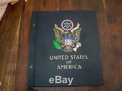 United State Album Collection U. S. Énorme 1860 À 1990 Mint Et D'occasion 100 ++ Images