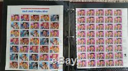 Us Stamp Collection En Supersafe Deluxe Album Vol. 4