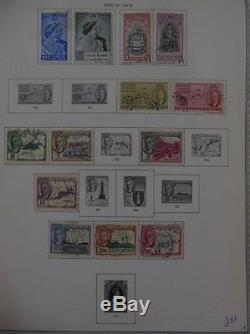 Virgin Islands Magnifique Toute Très Fine, Collection D'occasion Sur Album Pgs. Chat £ 519