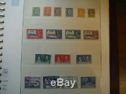 Wpphil 3 Belle Mint Nh Collection Iles Falklands Falz Los Albums Scv $ 2000