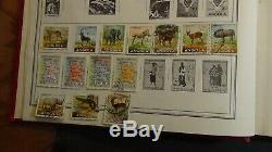 Ww Collection De Timbre Harris Album Avec 2.400 Voyageurs Ou Si Les Timbres