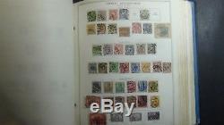 Zones D'allemagne Collection De Timbres En Minkus Album'96 Avec 4000 Timbres
